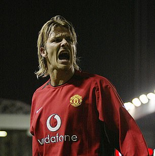 David Beckham is one of ten former Man United players shortlisted by the Hall of Fame