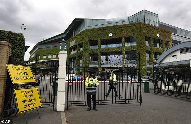 Wimbledon will impose fines and disqualification on players for setting the Covid rules
