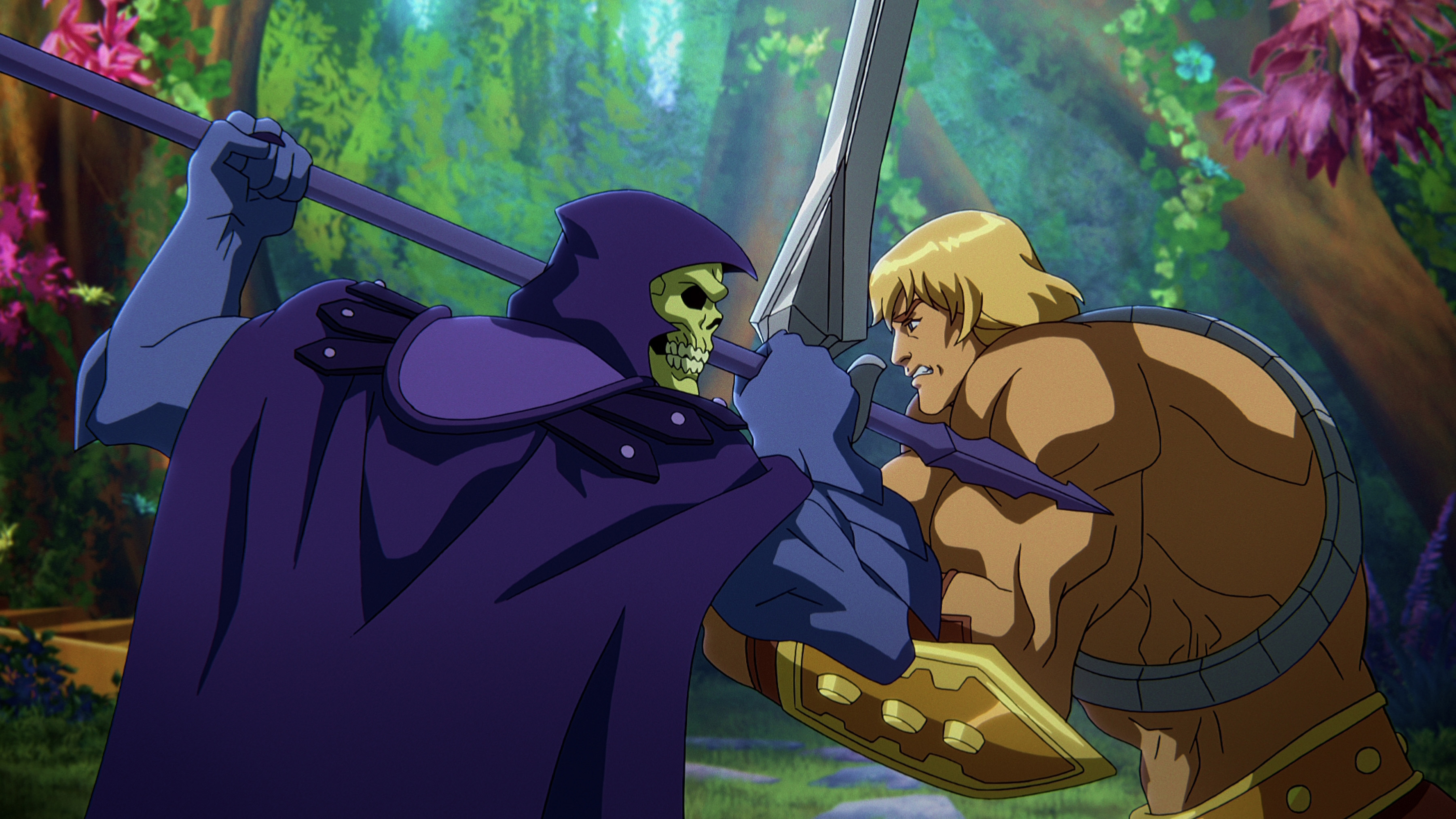 Masters Of The Universe: Revelation': Netflix Premiere Date, First-Look Photos – Deadline