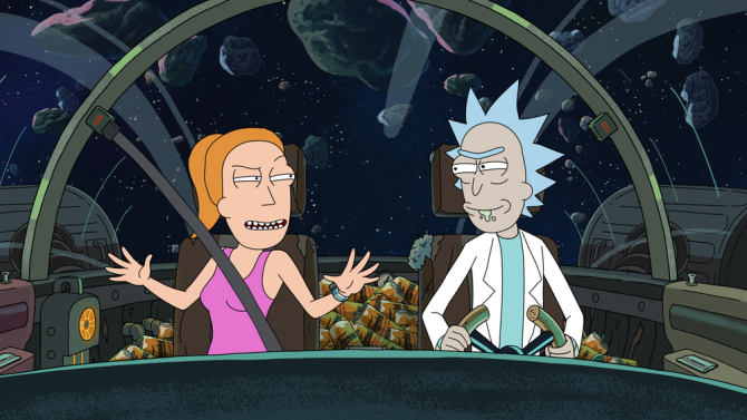 Rick and Morty Season 5: The Explicit Space Adventures Continue